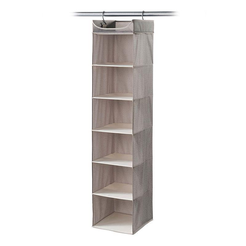 Neatfreak Harmony Twill 6 Shelf Closet Organizer