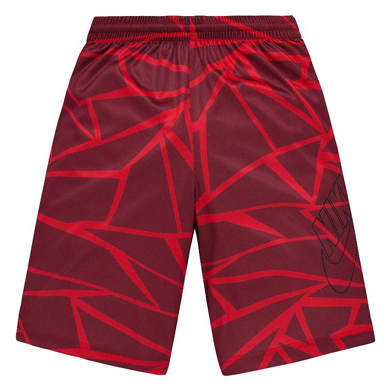Boys 8-20 Nike SB Print Mesh Shorts