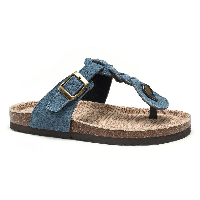 MUK LUKS Marsha Women's Thong Sandals