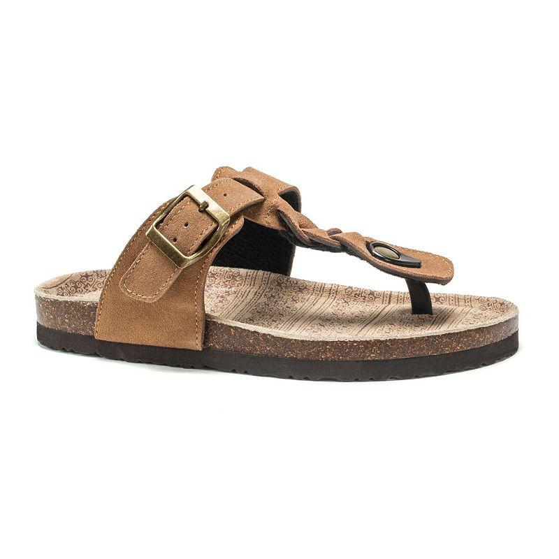 MUK LUKS Marsha Women's Thong Sandals