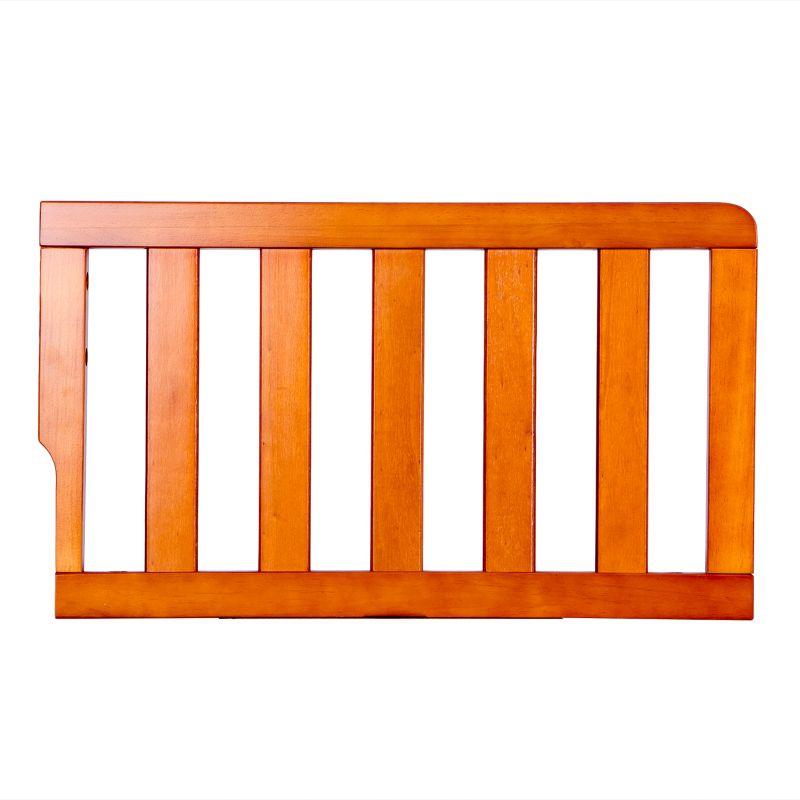 Dream On Me Convertible Crib Toddler Guard Rail, Lt Brown thumbnail