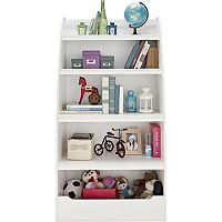 Ameriwood Mia Kids 4-Shelf Bookcase