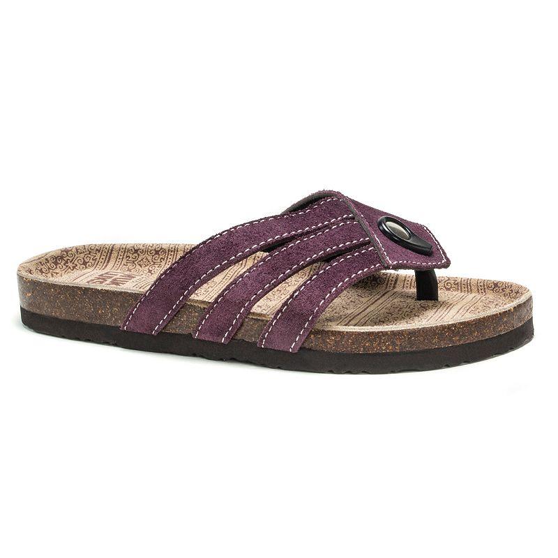 MUK LUKS Francis Women's Thong Sandals
