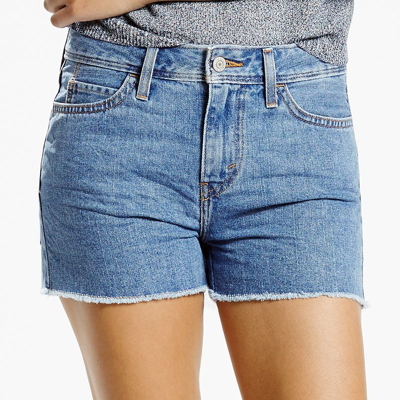 Women's Levi's High Rise Jean Shorts