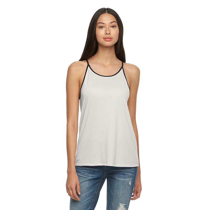 Juniors' Mudd® Solid Tank Top