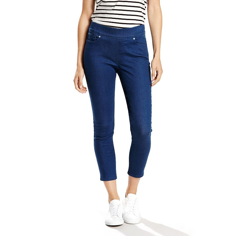 Women's Levi's Perfectly Slimming Pull-On Crop Denim Leggings