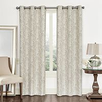 Regal 2-pack Paisley Jacquard Curtains
