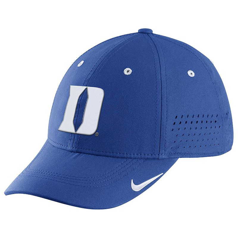 Adult Nike Duke Blue Devils Dri-FIT Sideline Flex Cap