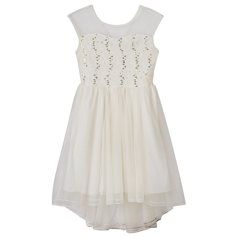 Girls 7-16 & Plus Size Speechless Sequined Dress