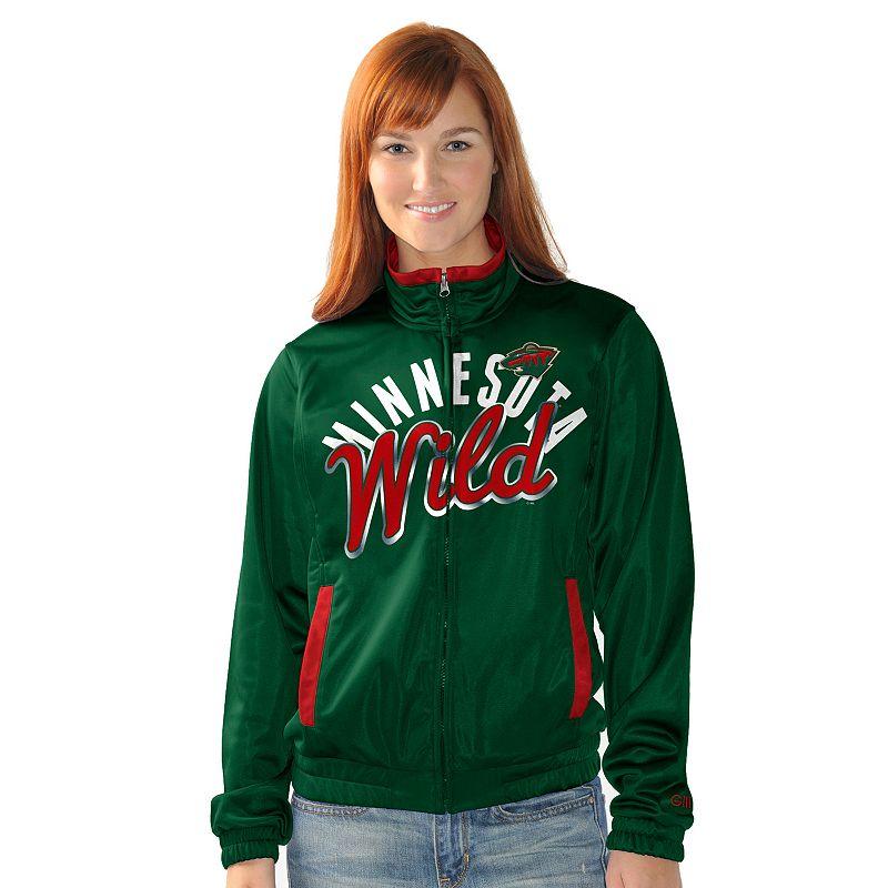 Women's Minnesota Wild Star Club Jacket