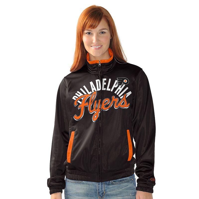 Women's Philadelphia Flyers Star Club Jacket
