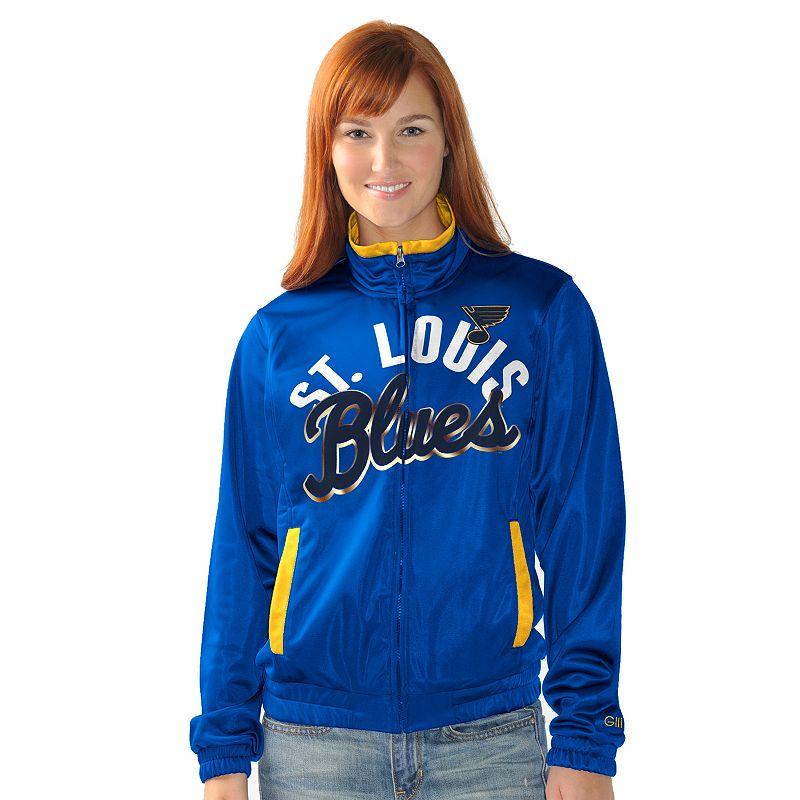 Women's St. Louis Blues Star Club Jacket