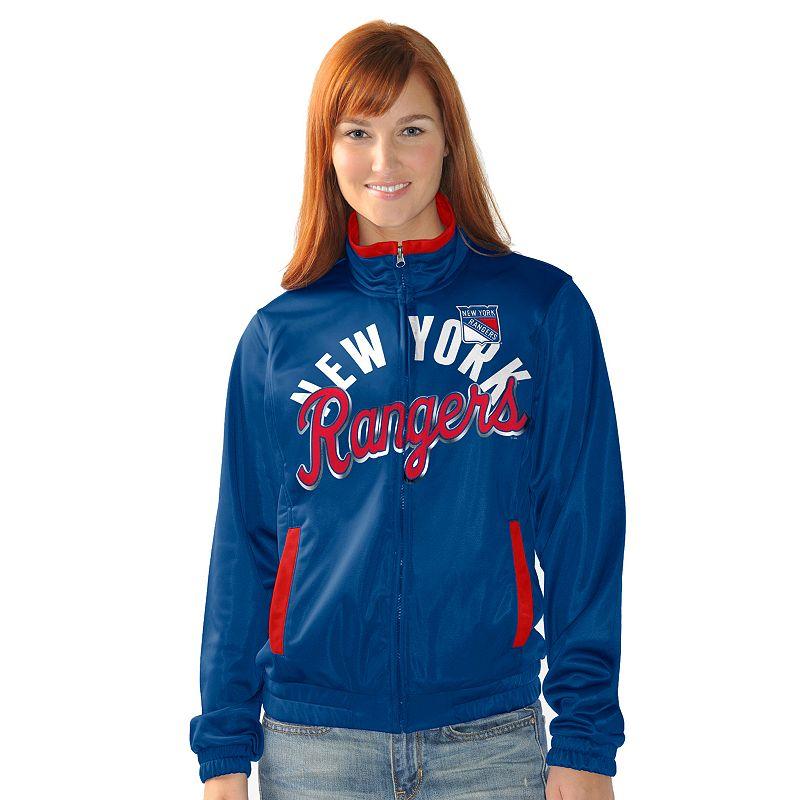 Women's New York Rangers Star Club Jacket