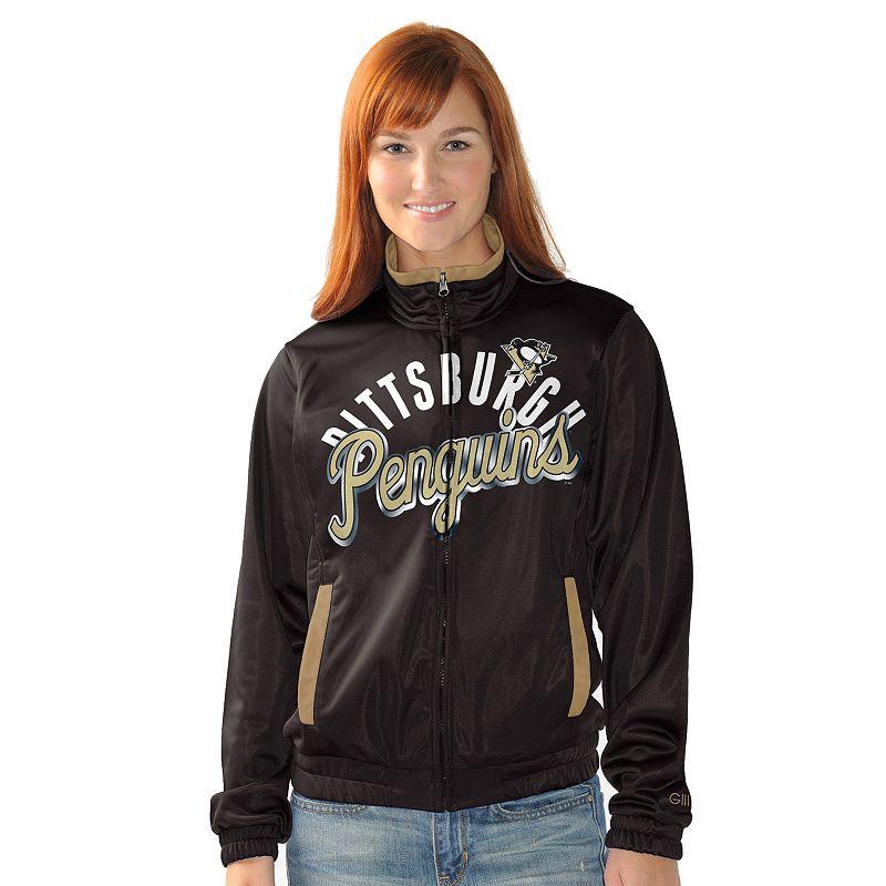 Women's Pittsburgh Penguins Star Club Jacket