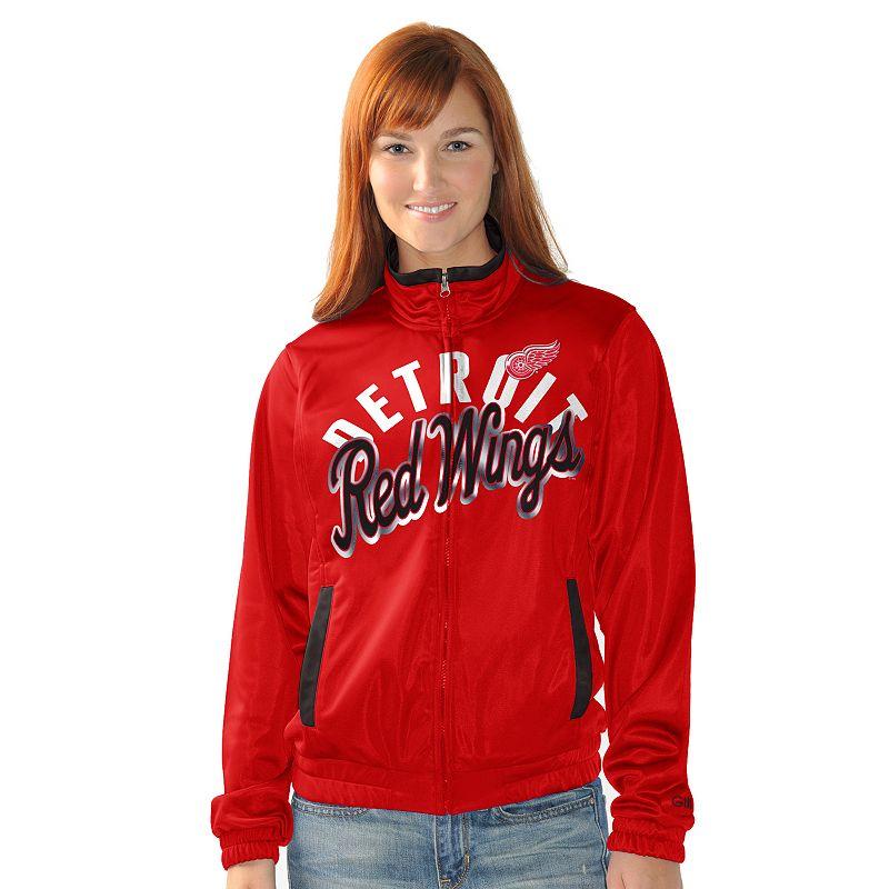 Women's Detroit Red Wings Star Club Jacket