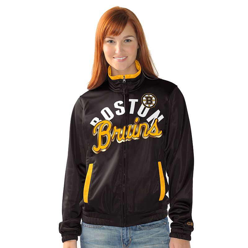 Women's Boston Bruins Star Club Jacket