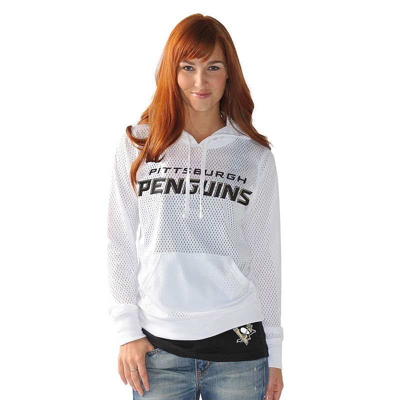 Women's Pittsburgh Penguins Kick Off Hoodie