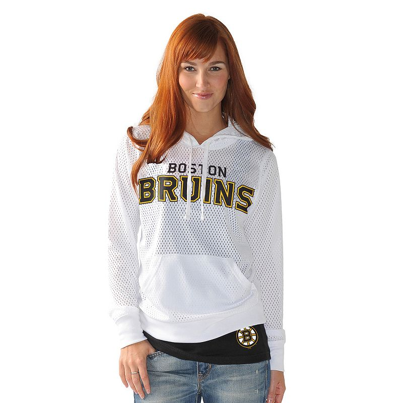 Women's Boston Bruins Kick Off Hoodie