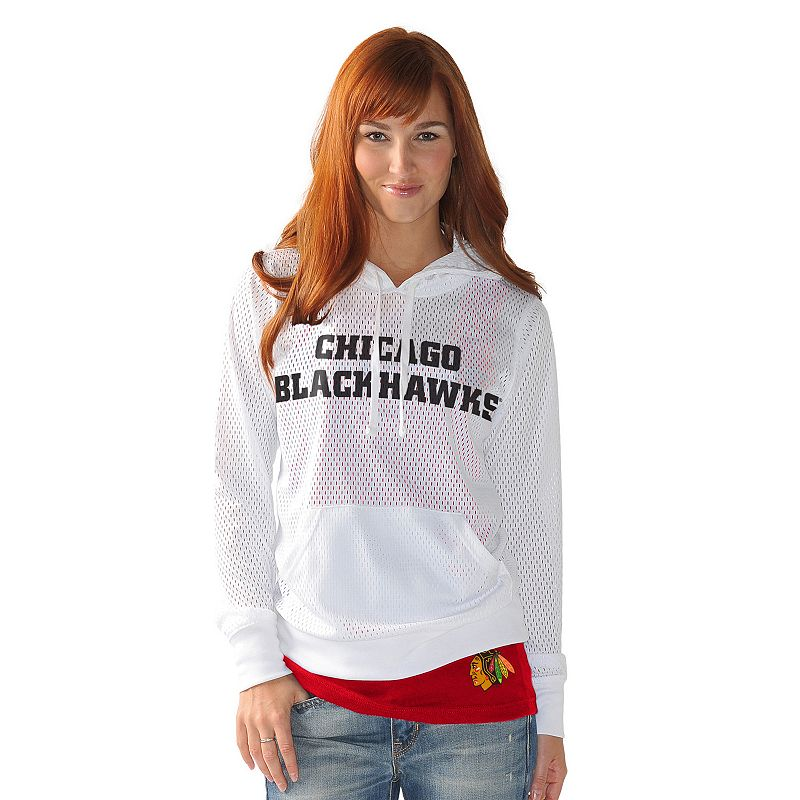 Women's Chicago Blackhawks Kick Off Hoodie