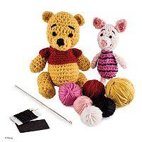Disney's Winnie the Pooh Crochet Kit
