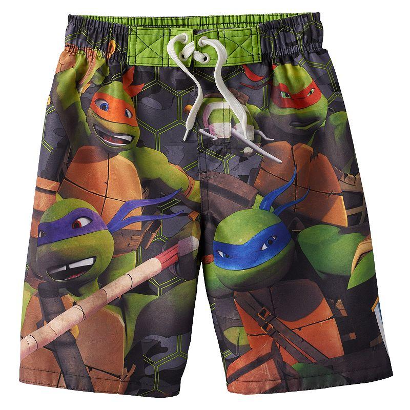 Boys 4-7 Teenage Mutant Ninja Turtles