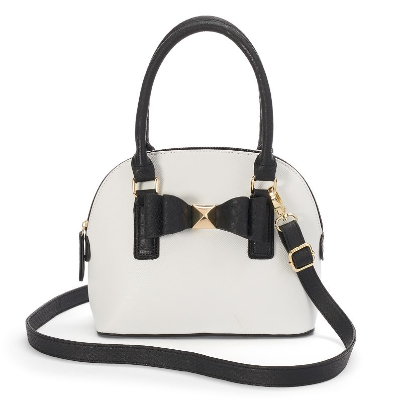 Apt. 9® Piper Convertible Mini Dome Satchel