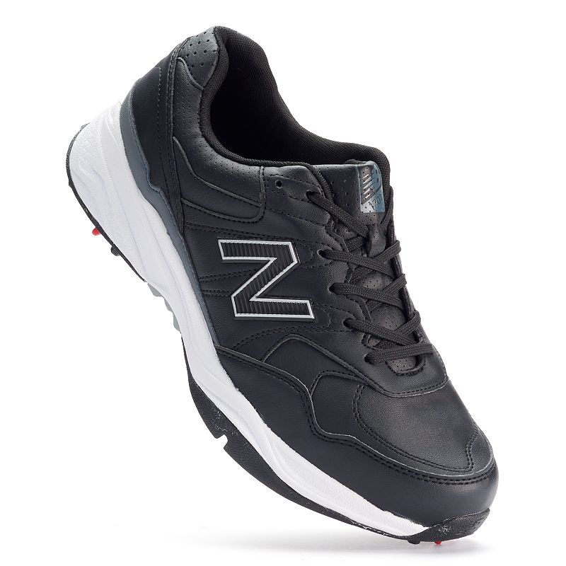 New Balance 1701 Men's Golf Shoes, Size: 11 EW 4E, Black