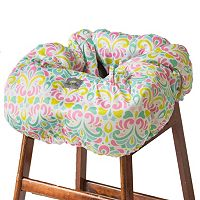 Itzy Ritzy Ritzy Sitzy Shopping Cart & High Chair Cover