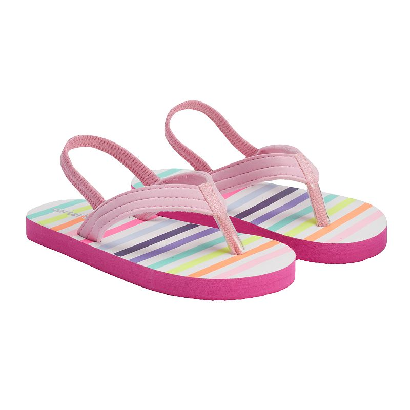 Baby/Toddler Girl Carter's Pattern Sandals