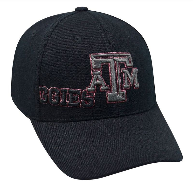 Adult Top of the World Texas A&M Aggies Burnout One-Fit Cap