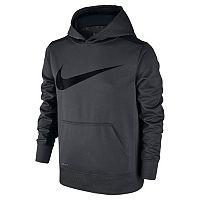 Boys 8-20 Nike Therma-Fit KO Swoosh Hoodie