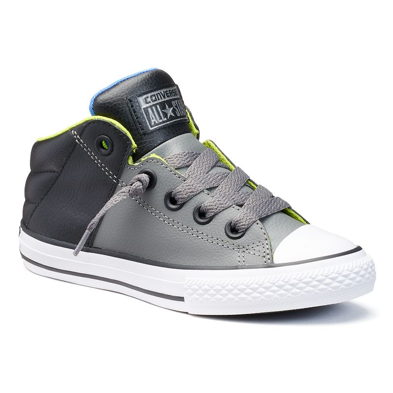 Kid's Converse Axel Mid Leather Shoes