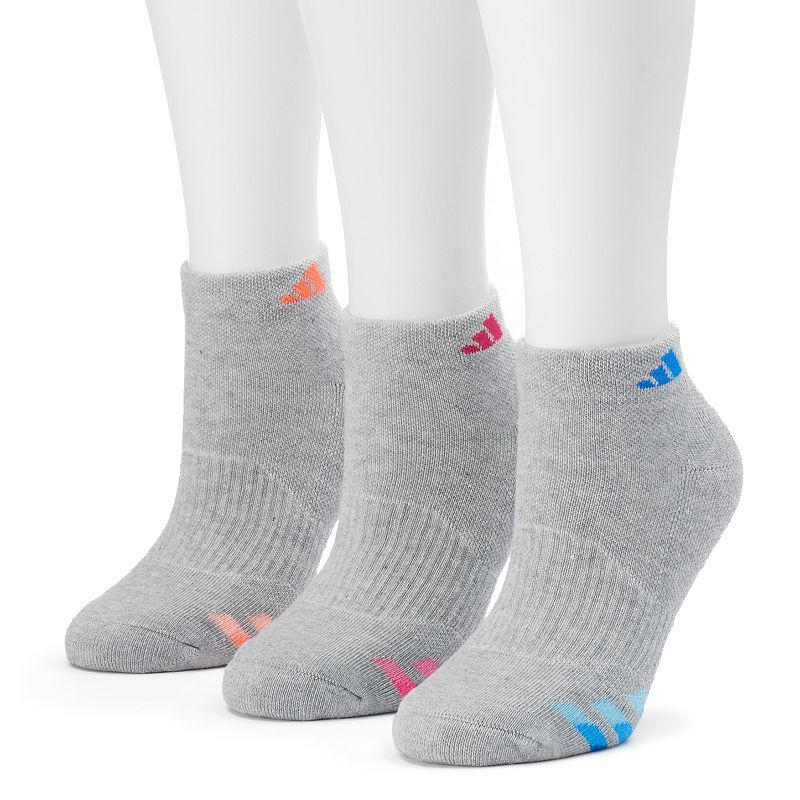 Women's adidas 3-pk. Climalite Low-Cut Socks
