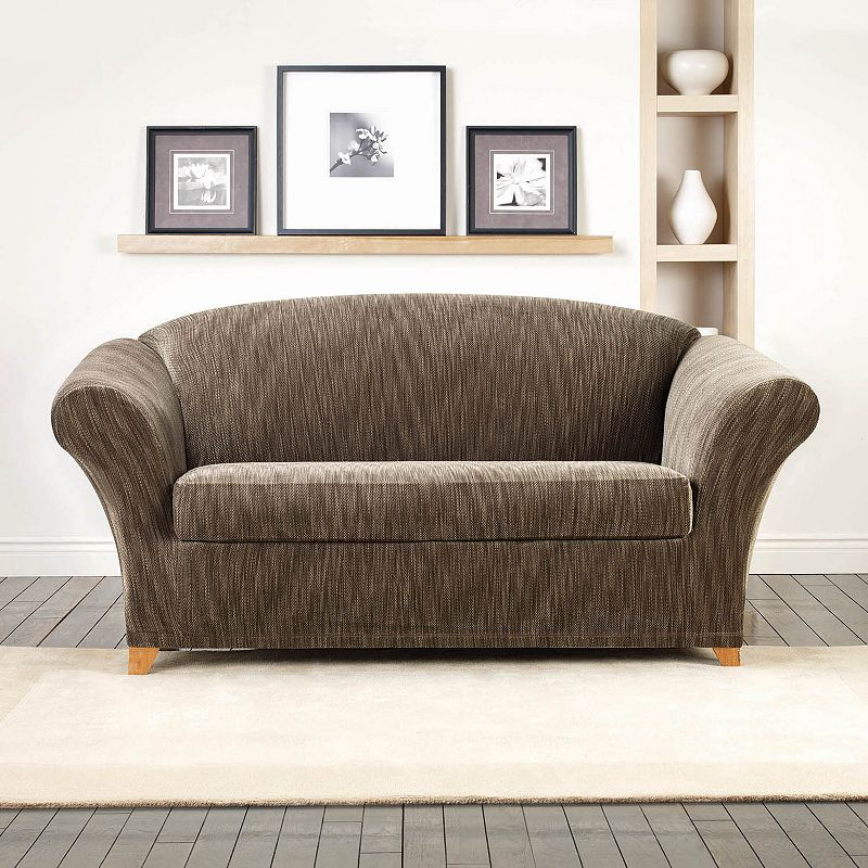 sure fit stretch slipcover kohl 39 s