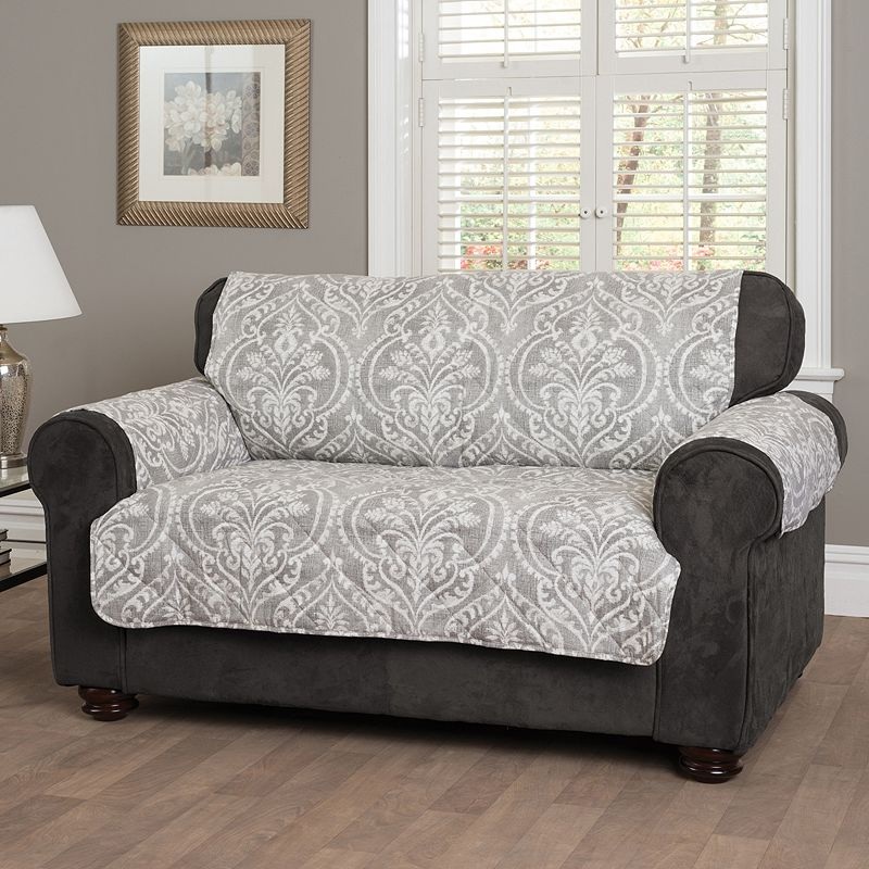 Innovative Textile Solutions Suede Loveseat Protector Dealtrend