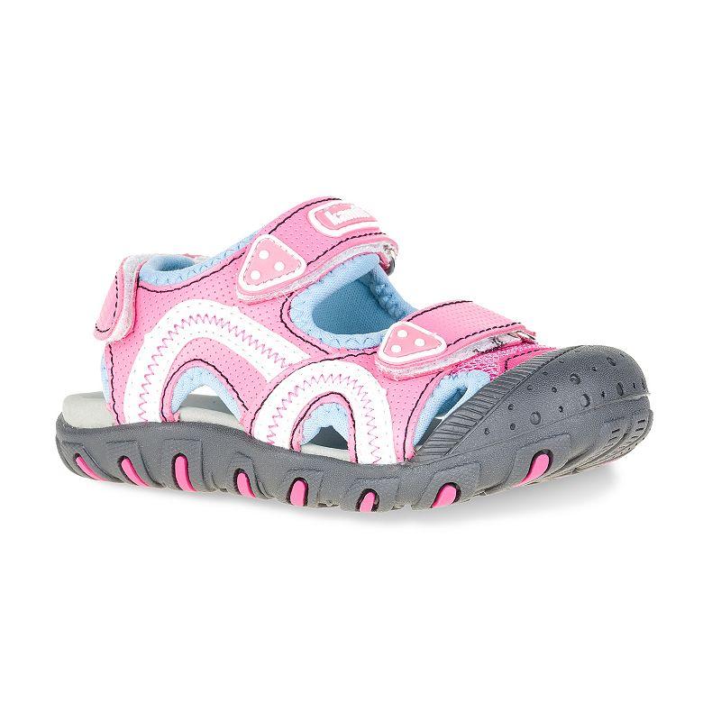 Kamik Sea Turtle Toddler Girls' Sport Sandals