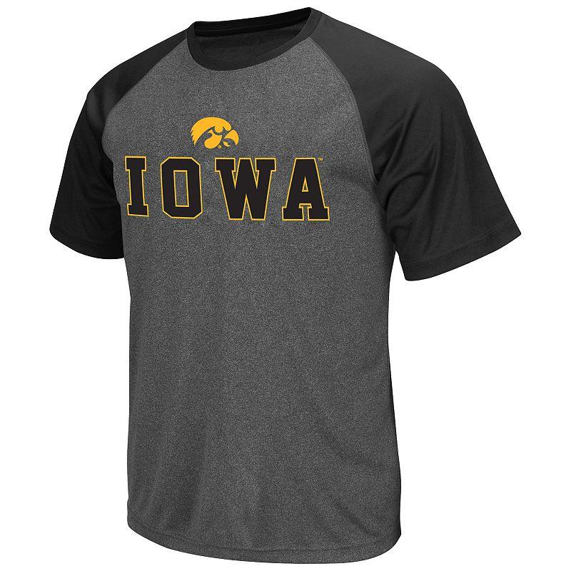 Men's Campus Heritage Iowa Hawkeyes Rider Tee