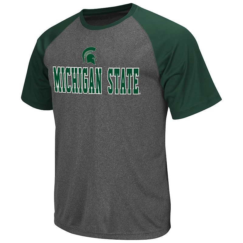 Men's Campus Heritage Michigan State Spartans Rider Tee