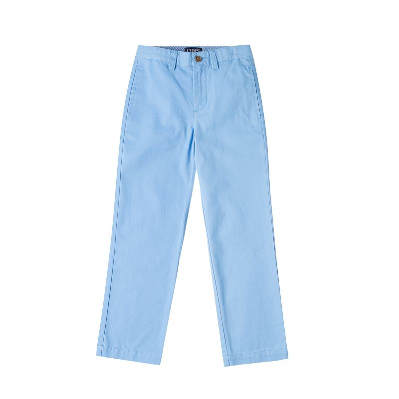 Toddler Boy Chaps Flat Front Pants