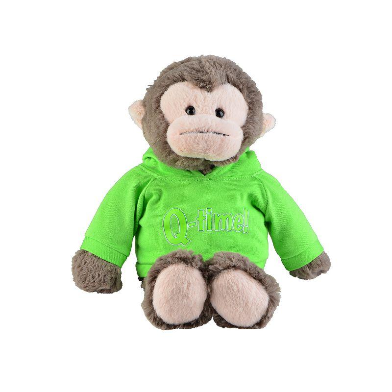 Q-time Buddy Plush Monkey