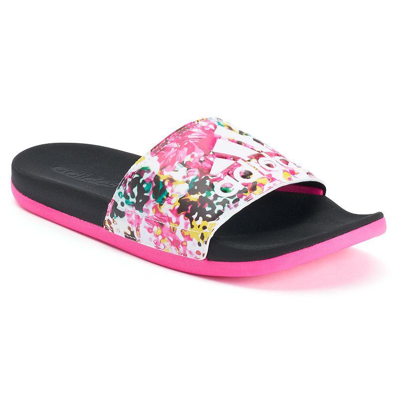 adidas Adilette Supercloud Plus Women's Print Sandals
