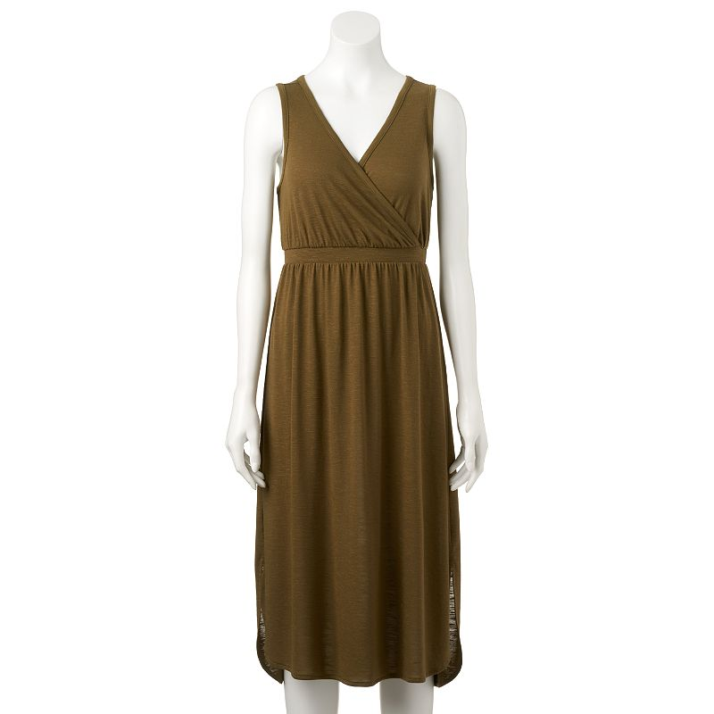Women's SONOMA Goods for Life™ Empire Midi Dress