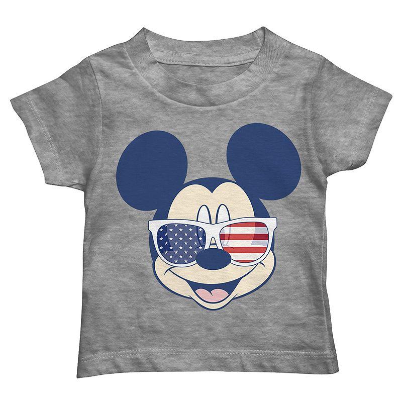 Disney's Mickey Mouse Patriotic Tee