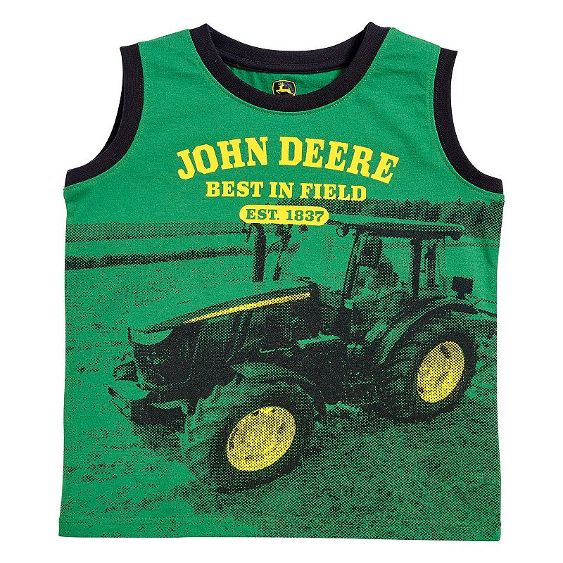 Boys 4-7 John Deere