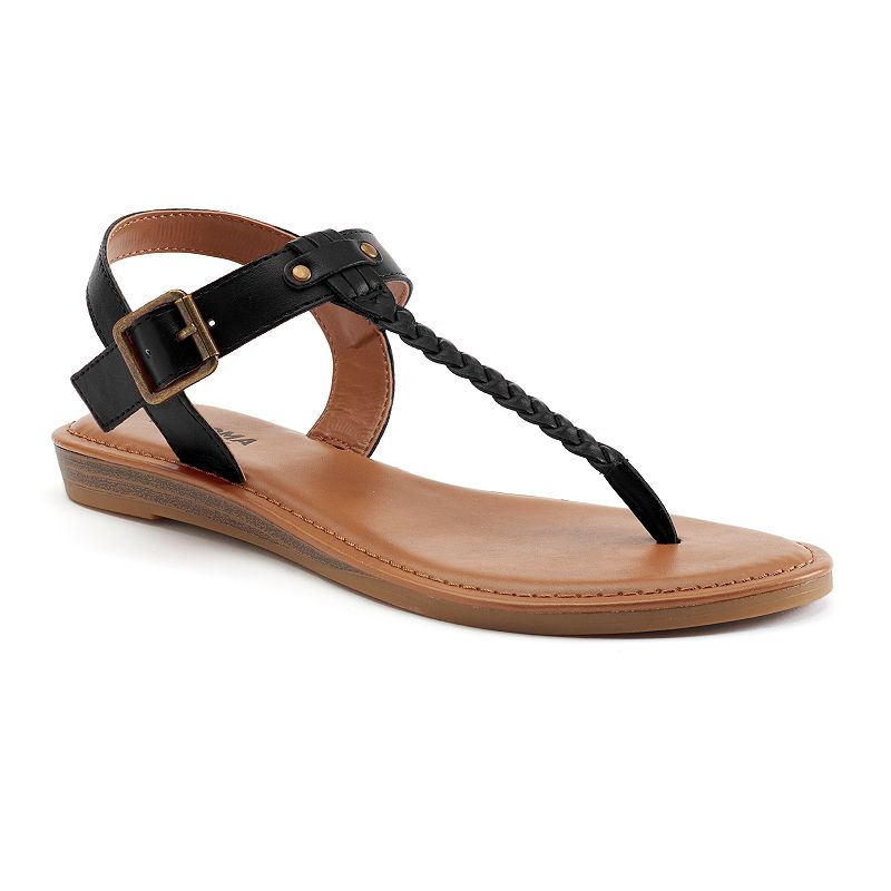 SONOMA Goods for Life™ Women's Braided Thong Sandals