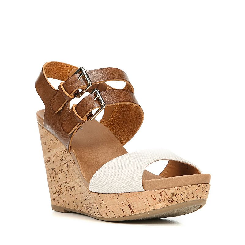 Dr. Scholl's Mashup Women's Wedge Sandals