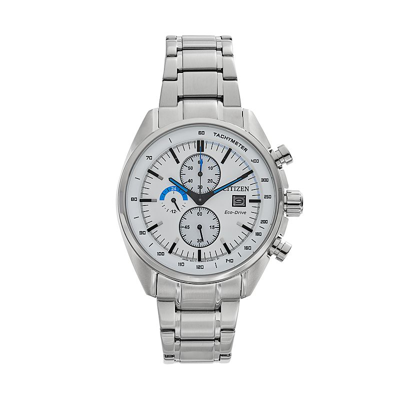 Drive from Citizen Eco-DriveMen's HTM Stainless Steel Chronograph Watch - CA0590-82A