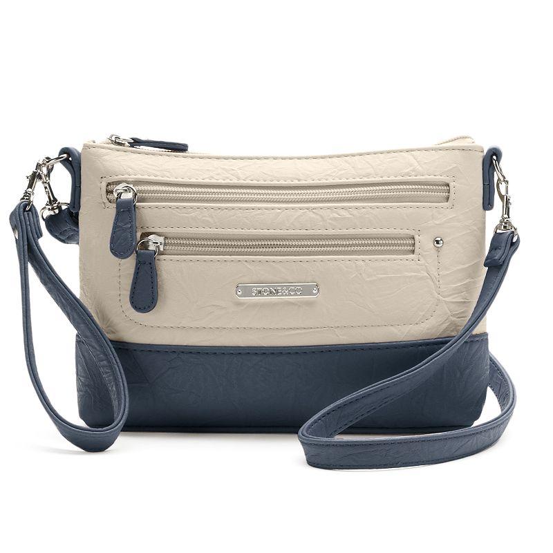 Stone & Co. Leather Crossbody Bag