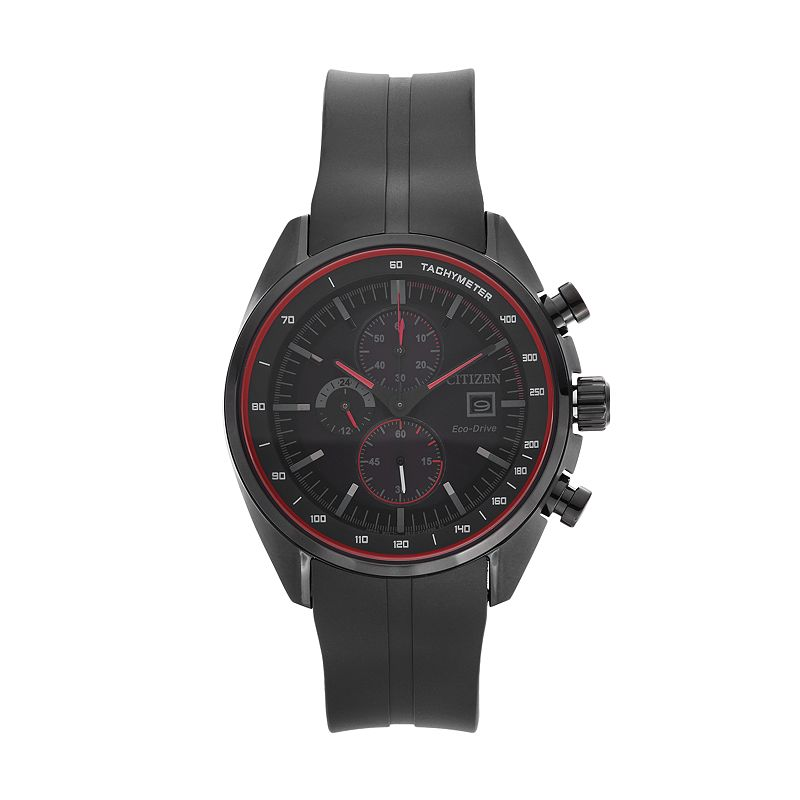 Drive from Citizen Eco-Drive Men's HTM Chronograph Watch - CA0595-11F