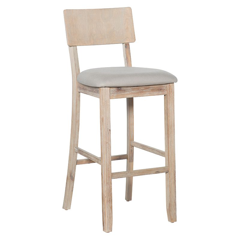 Jordan Gray Wash Bar Stool